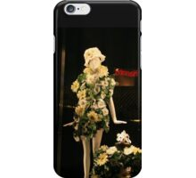 A Floral Number iPhone Case/Skin