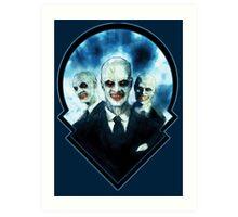 The Gentlemen: Buffy The Vampire Slayer  Art Print