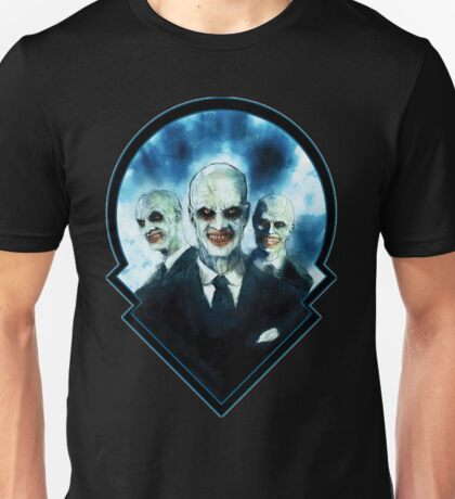 The Gentlemen: Buffy The Vampire Slayer  Unisex T-Shirt