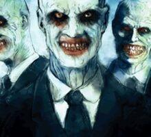 The Gentlemen: Buffy The Vampire Slayer  Sticker