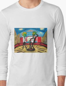 ZEEK in PULPy FICTION Long Sleeve T-Shirt
