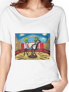 ZEEK in PULPy FICTION Women's Relaxed Fit T-Shirt