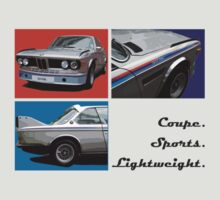 BMW 3.0 CSL by Pirvinder Bansel