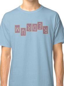 Parasyte - REDRUM Classic T-Shirt