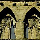 Rievaulx Arches by NUNSandMoses