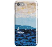 Howth Head and Dublin Bay iPhone Case/Skin