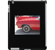 Retro Car iPad Case/Skin