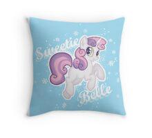 Sweetie Belle Throw Pillow