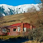 High Country Farmhouse by johngs