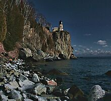 Split Rock Lighthouse Celebrates 100th Birthday by by M LaCroix