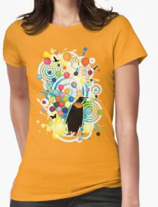 Sky_High Womens Fitted T-Shirt