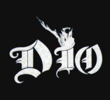 Ronnie James Dio Logo by HolyDio