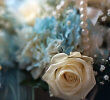 wedding flowers 2 by Katie Perry