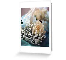 wedding flowers 3 Greeting Card