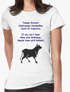 Latin Bulls**** Womens Fitted T-Shirt
