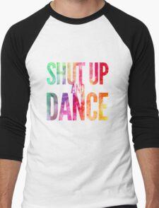Shut Up & Dance 2 Men's Baseball ¾ T-Shirt