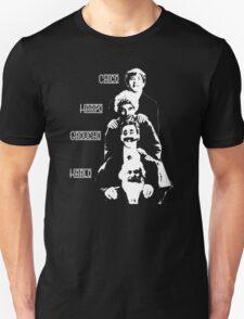 Communist Marx Brothers - Dark background T-Shirt