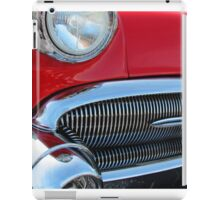 1957 Buick Century in Red iPad Case/Skin