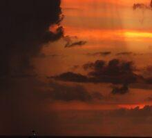 slippin' into the darkness - resbalamiento en la oscuridad by Bernhard Matejka