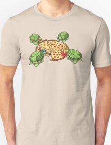 Hungry Hungry Ninja Turtles T-Shirt