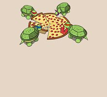 Hungry Hungry Ninja Turtles Unisex T-Shirt