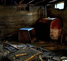The Basement by Jeffrey  Sinnock