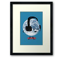 World Music Framed Print