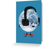 World Music Greeting Card