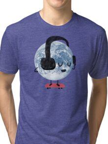 World Music Tri-blend T-Shirt