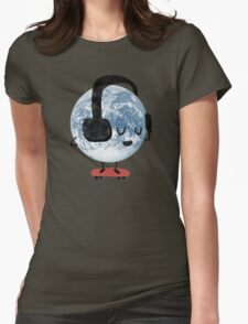 World Music Womens Fitted T-Shirt