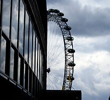 London Eye II by Tom Bosley