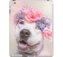 Flower Power, Cali iPad Case/Skin