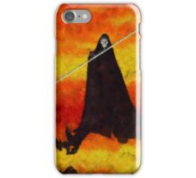 Grim Reaper by Sarah Kirk iPhone Case/Skin