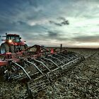 Case IH by Studio601