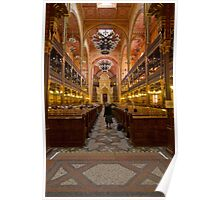 The Great Synagogue, Pest, 20 Poster