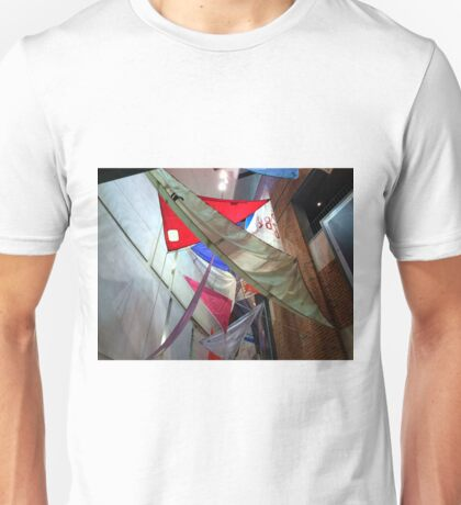 Sailing in the RSC Unisex T-Shirt