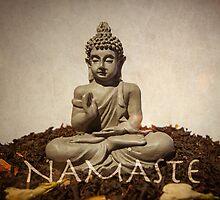 Namaste by Rubecula
