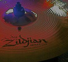 Zildjian Cymbal by MaryGerken
