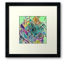 (  LOOSE )  ERIC WHITEMAN  ART Framed Print
