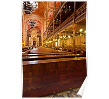 The Great Synagogue, Pest, 22 Poster