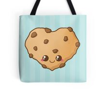 Heart Cookie Tote Bag
