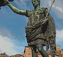 Caesar Proclaims by Al Bourassa