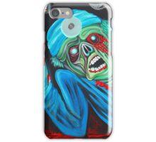 Zombie Brain Surgeon iPhone Case/Skin