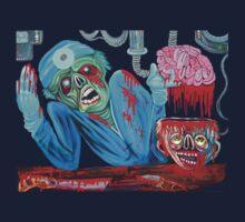 Zombie Brain Surgeon T-Shirt