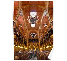 The Great Synagogue, Pest, 39 Poster