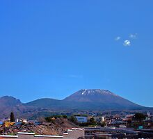 The Mighty Vesuvius by Al Bourassa