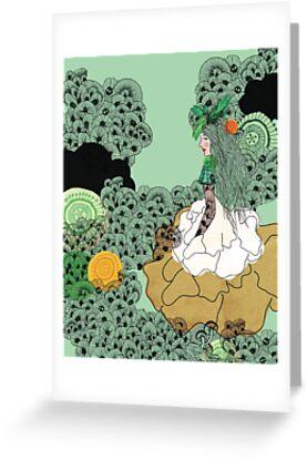 Alone In Kyoto by Tiffany Atkin