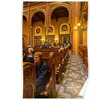 The Great Synagogue, Pest, 41 Poster