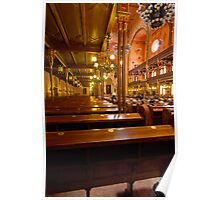 The Great Synagogue, Pest, 42 Poster