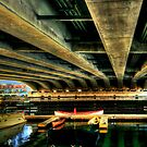 Under the bridge! by LudaNayvelt